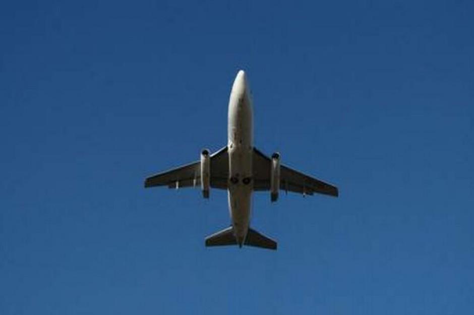 Plan awaryjny dla lotniska w Modlinie