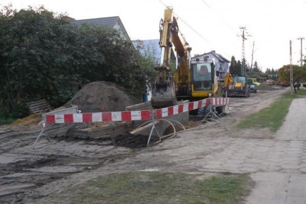 Za budowę kanalizacji się nie płaci