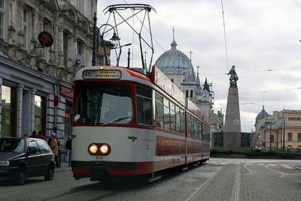 Marsz w obronie tramwajów