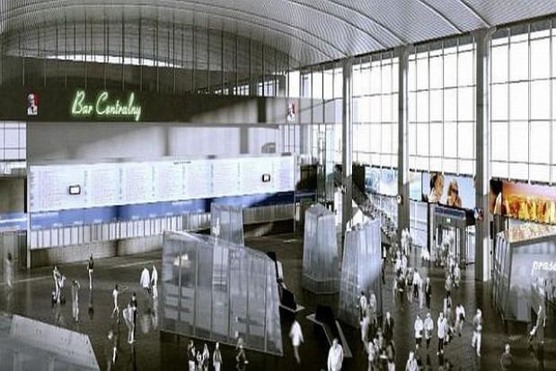 Koniec remontu Centralnego pod koniec 2011 r.