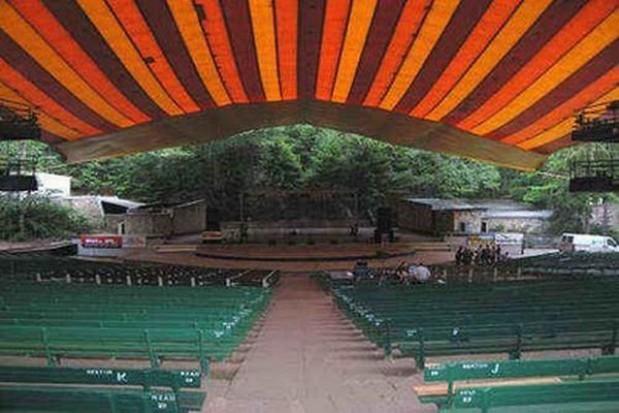 Opolski amfiteatr już nie popłynie