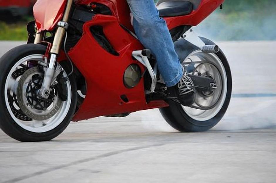 Po Warszawie będą jeździć ratownicy na motocyklach