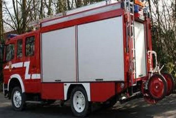 Superwóz strażacki w Studzienicach