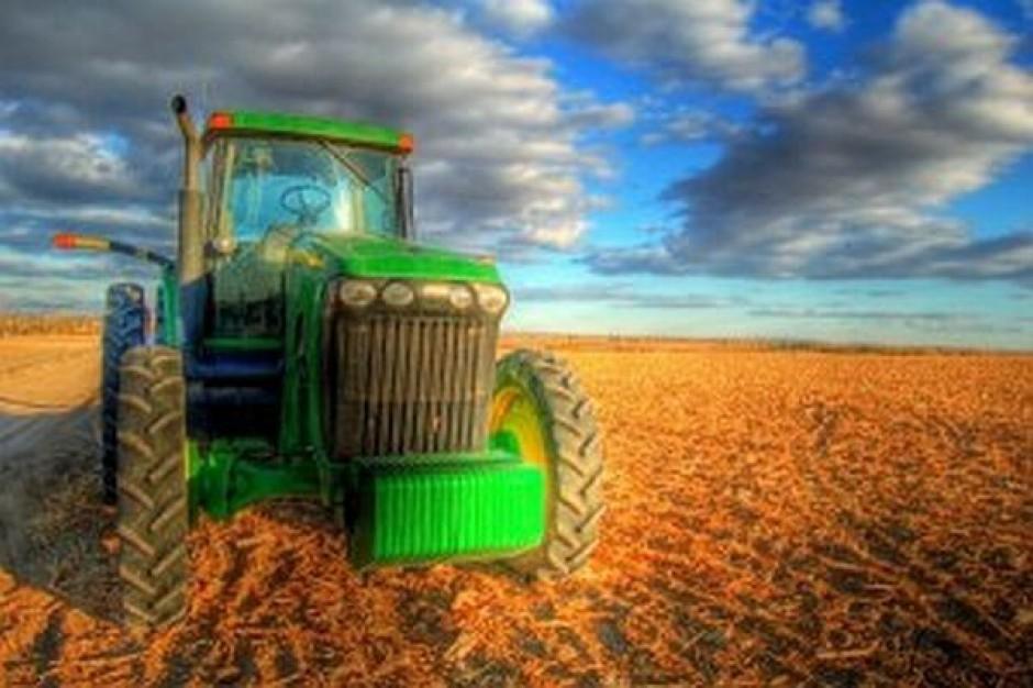 O rolnictwie w europejskim gronie