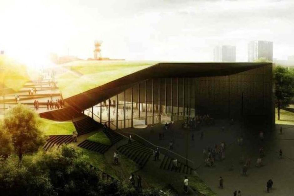 Kontrakt na Centrum Kongresowe w Katowicach
