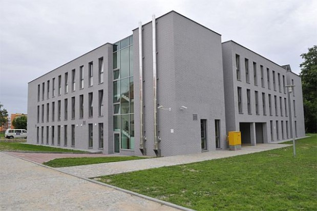 Nowa siedziba humanistów na uniwersytecie