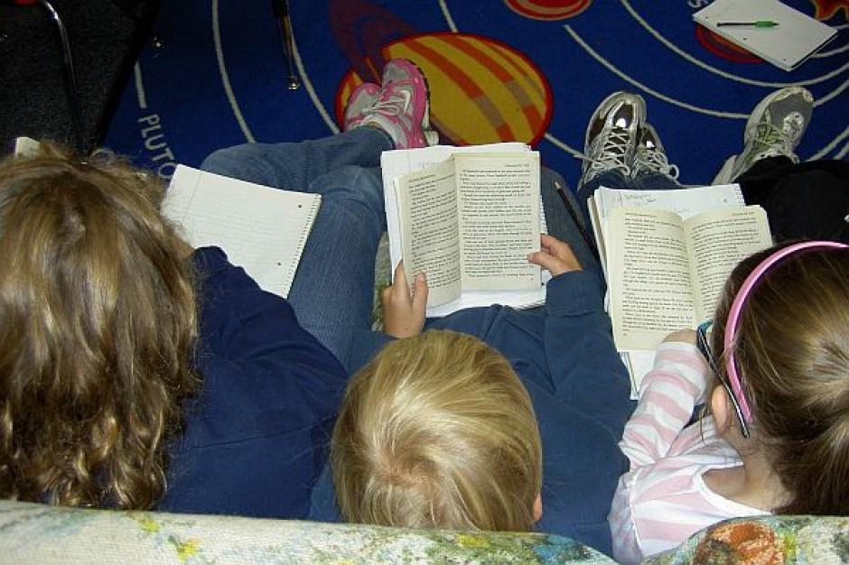 Uczniowie szkoły w Rzeplinie chętni do nauki