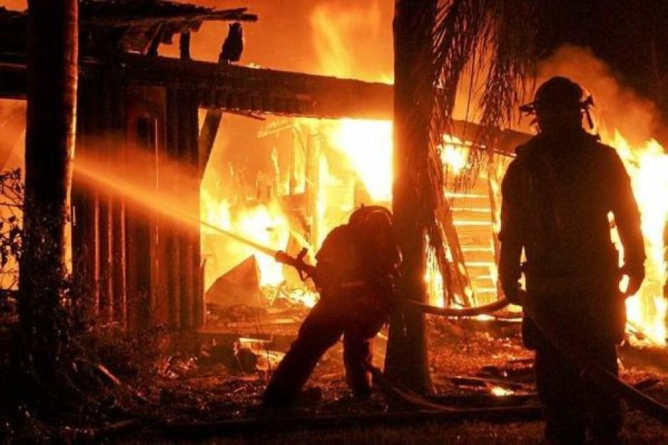 Jak zabezpieczyć budynek przed pożarem?