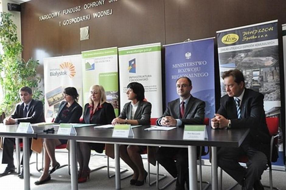 Umowa na spalarnię w Białymstoku podpisana