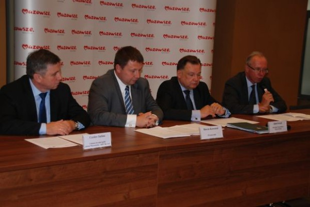 7,3 mln. na szynobusy w mazowieckim
