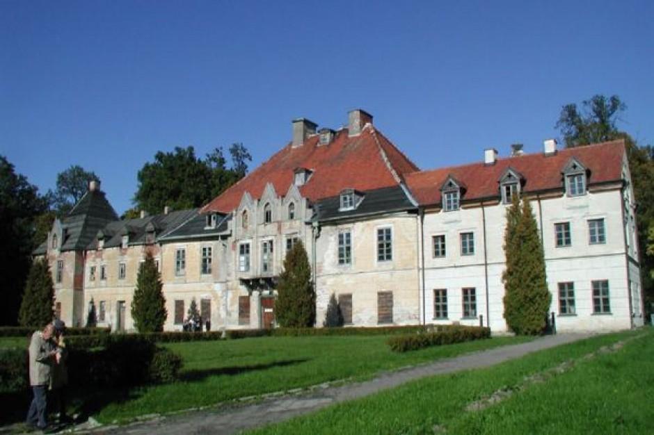 W sztynorckim pałacu będzie muzeum