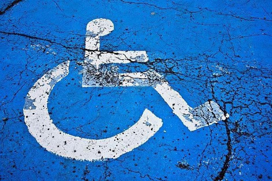 Niepełnosprawni mają pierwszeństwo
