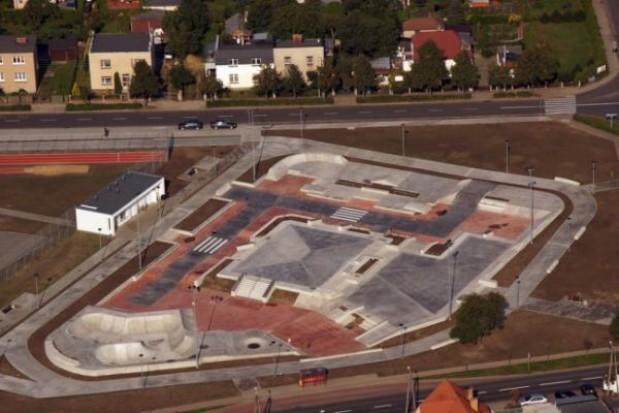 Otwarcie Skate Plazy w Lesznie