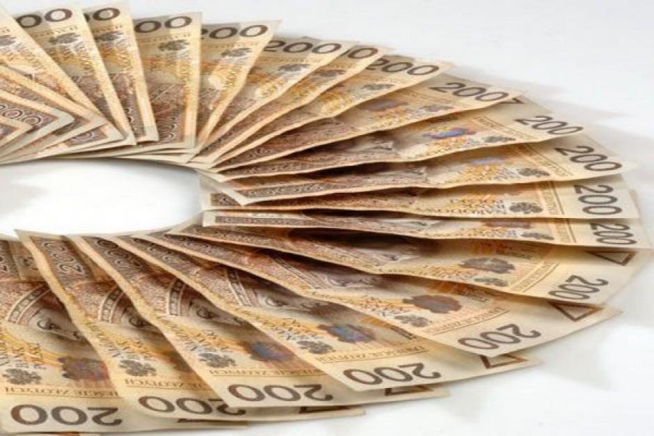 Niższe podatki, mniejsze dochody