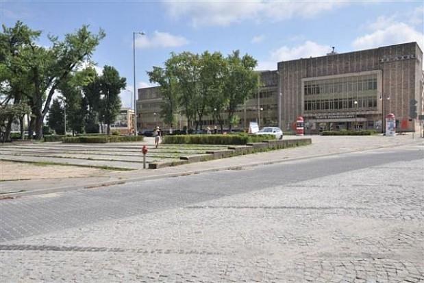Konkurs na Plac Jagielloński w Radomiu