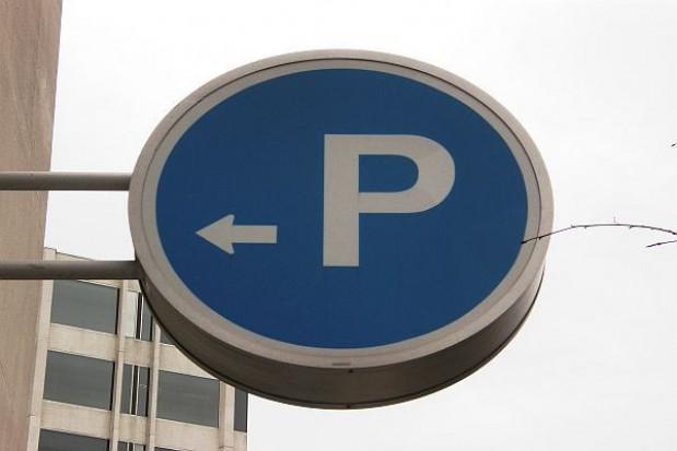 Parkingowa szopka w Teresinie