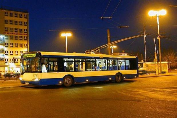 Dzięki trolejbusom jazda do Salzburga