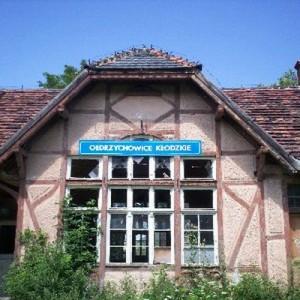 Dworzec Ołdrzychowice Kłodzkie  (fot.UG Kłodzko)