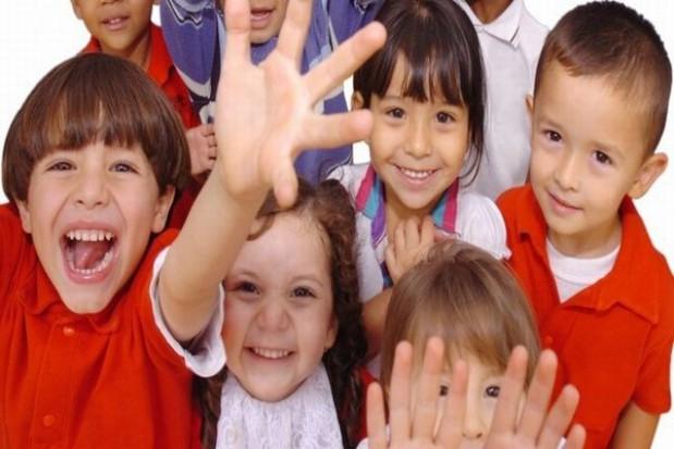 W Białymstoku happening dzieci propagujący tolerancję