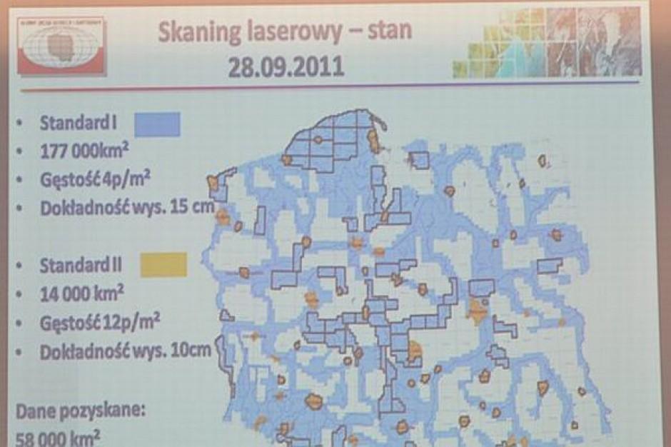 Są cyfrowe mapy ryzyka powodziowego
