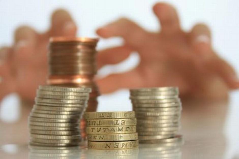 Minister finansów blokuje wypłaty