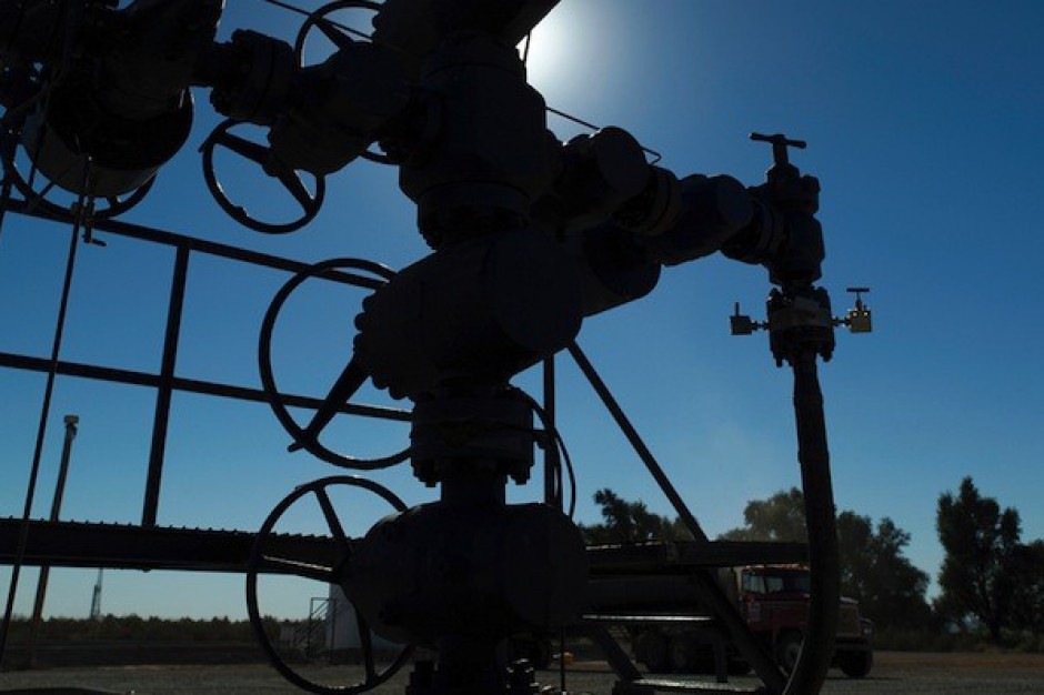 Tu gaz łupkowy tłoczy się w obrębie miast i wsi