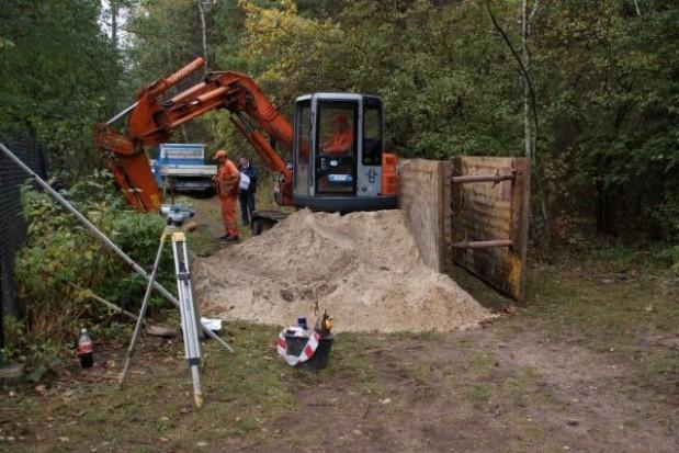 Ruszyły prace kanalizacyjne w Jaworznie