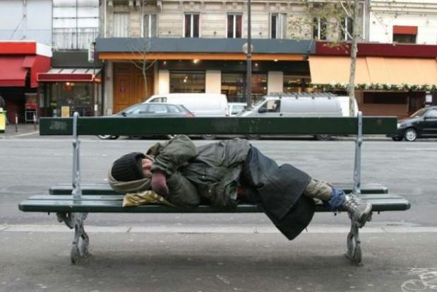 Łódź dla bezdomnych
