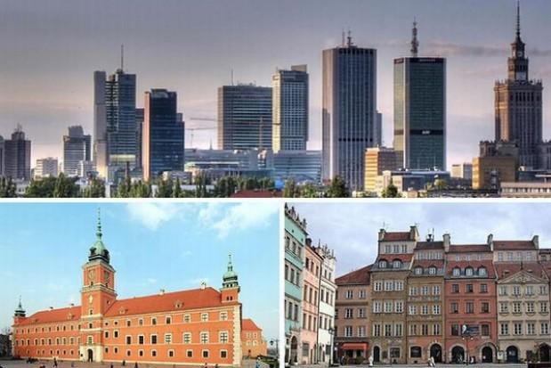 Radni wybrali nazwy warszawskich ulic