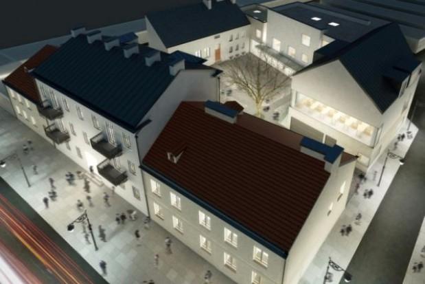 Trwają prace nad ekspozycją i budynkiem Muzeum Warszawskiej Pragi