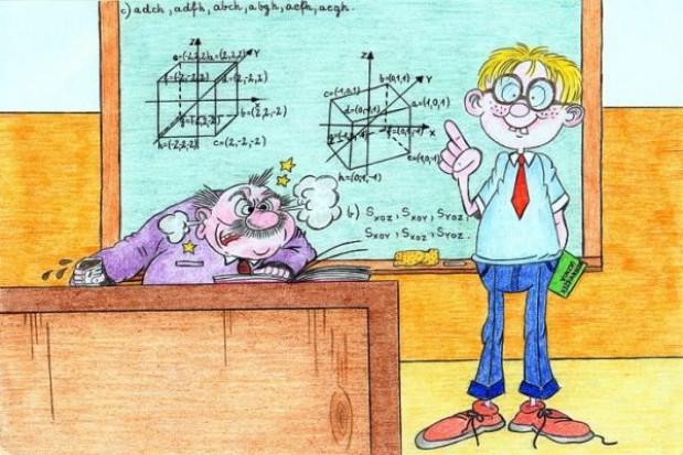 Kłopoty z matematyką w podstawówce