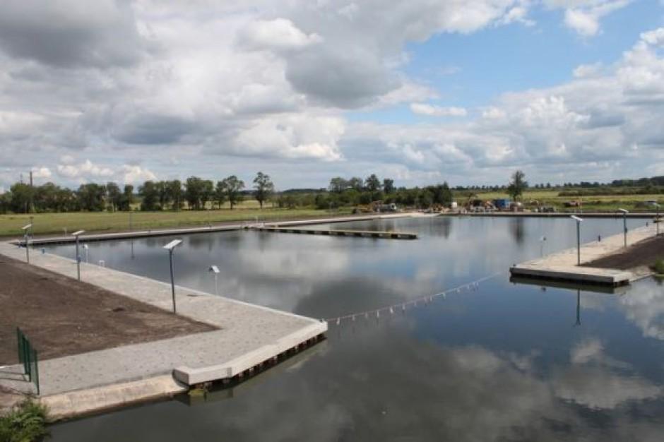Otwarto basen portowy w Nakle
