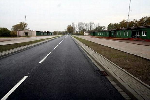 Łatwiejszy przejazd przez granicę w Rosówku