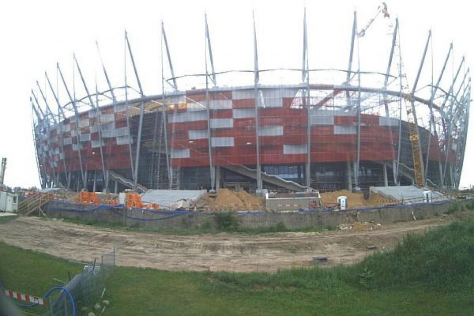 Koszty wykonawcy Stadionu Narodowego coraz wyższe