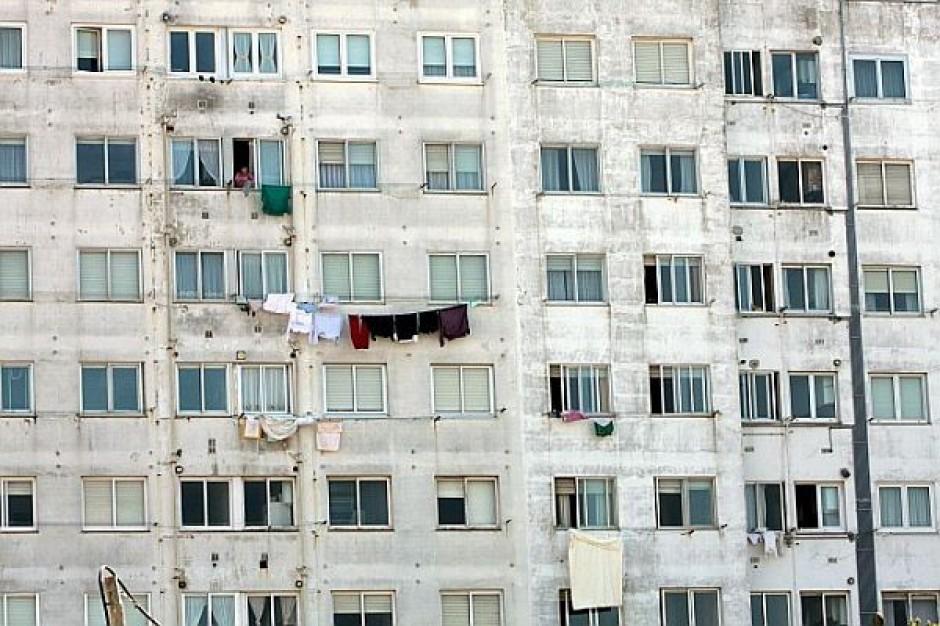 Legnickie mieszkania socjalne to Sajgon