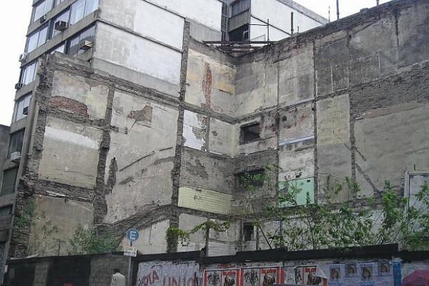 Kolejne budynki w Bytomiu zagrożone