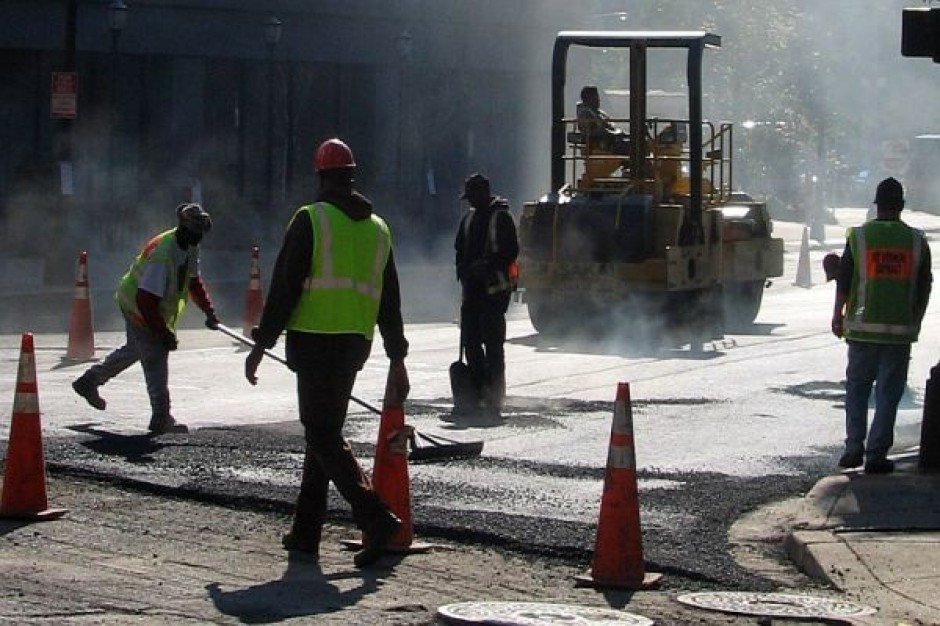 Miliony na przebudowę dróg we Włocławku