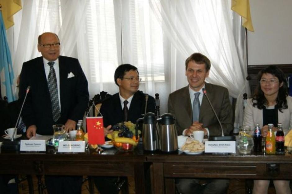 Rzeszowsko - chińskie partnerstwo