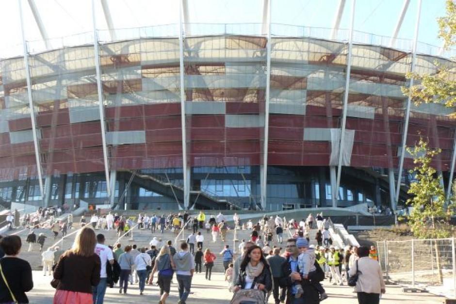 Stadion Narodowy ma opóźnienia