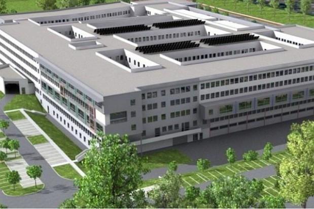 Wrocław: budują Nowy Szpital Wojewódzki