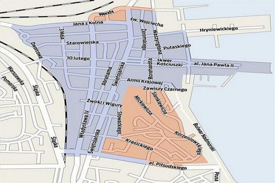 Szersza strefa płatnego parkowania w Gdyni