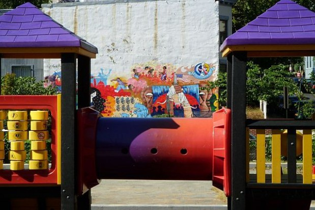 Radosne place zabaw w Bielsku-Białej