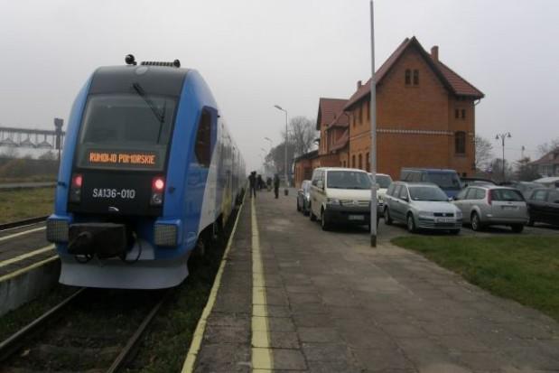Dworzec PKP w Drawsku wizytówką miasta