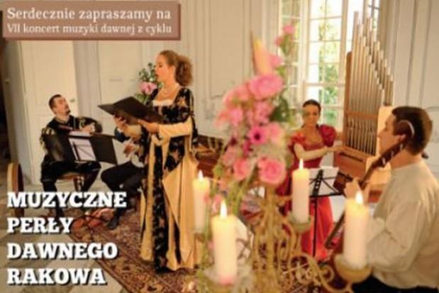 Koncert pod patronatem marszałka