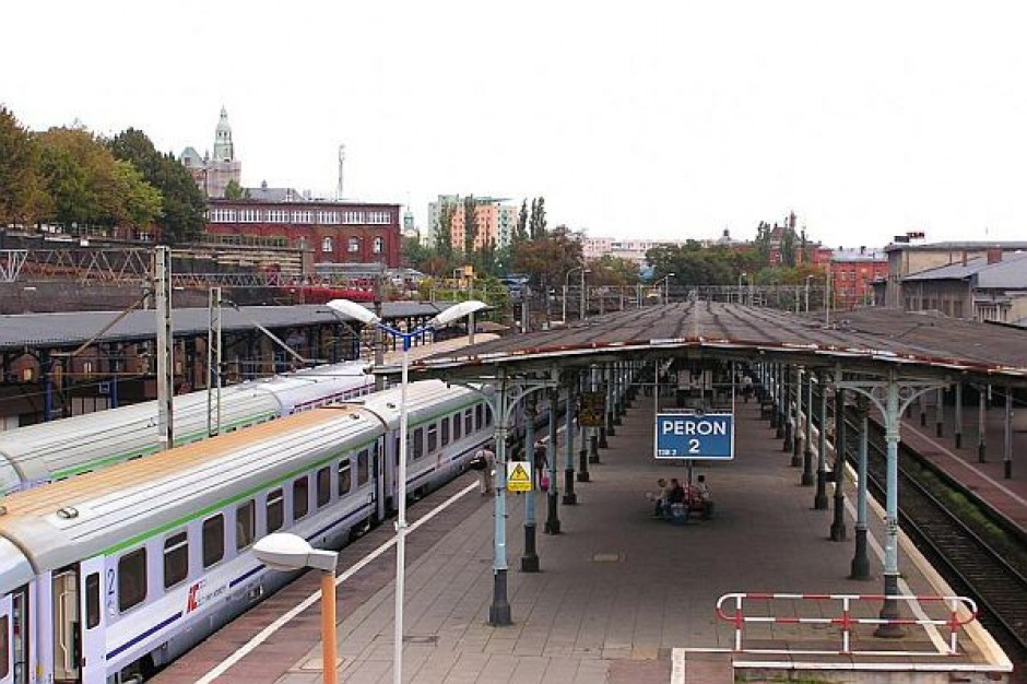 Dworzec zachodni w Olsztynie jak nowy