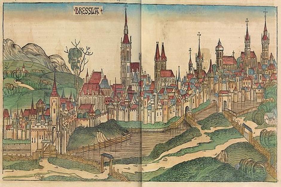 Wrocław ozdobią archiwalne fotografie