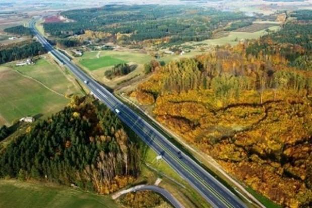 Przebudowa S8 Białystok-Jeżewo