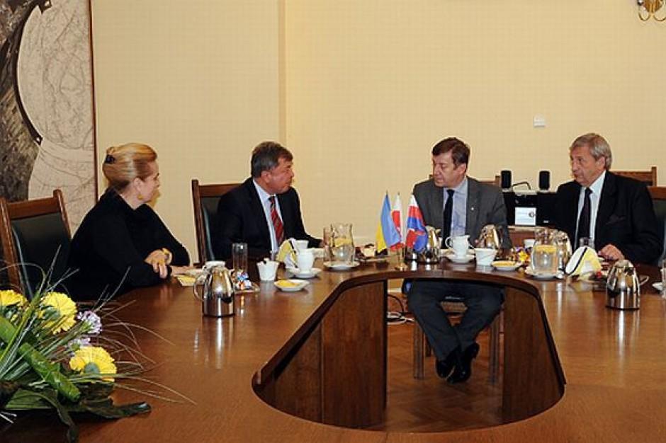 Konsul Ukrainy z wizytą w Bydgoszczy