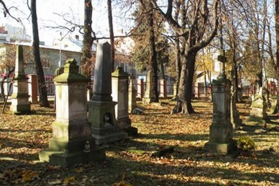 Odnowiono grobowiec Ptaków w Krośnie