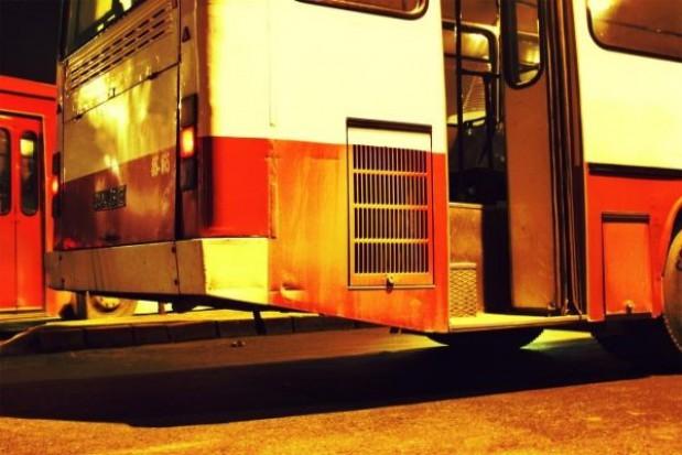 Objazdy autobusów MPK we Włocławku